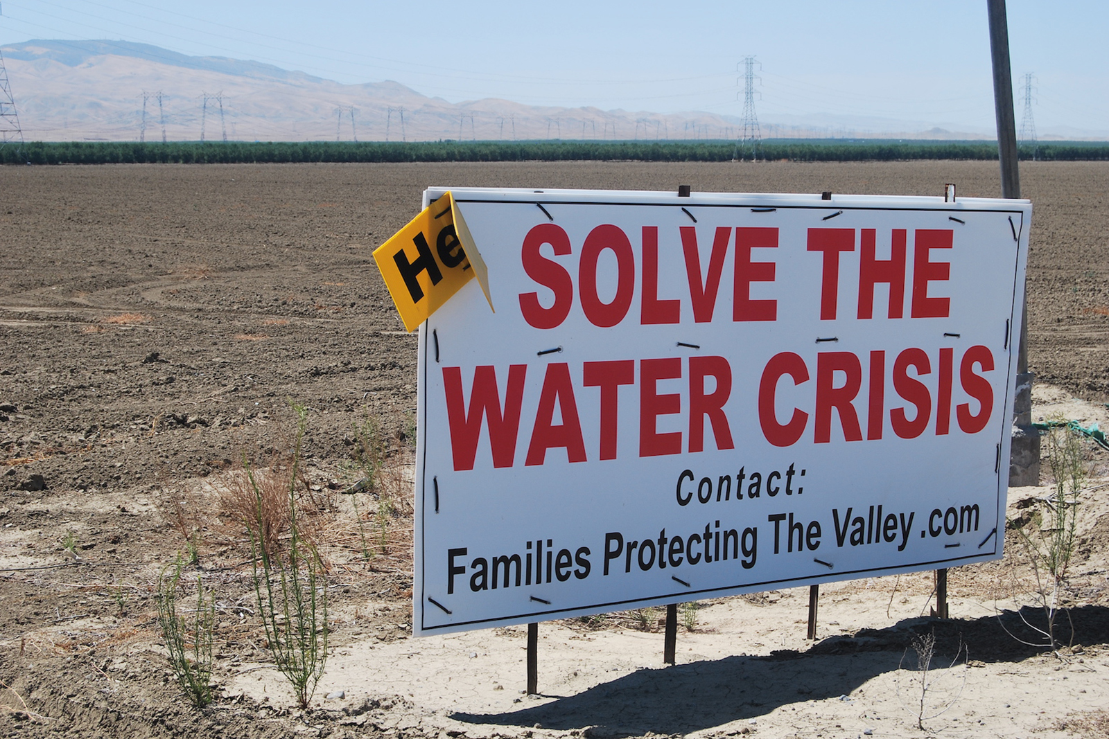 California groundwater