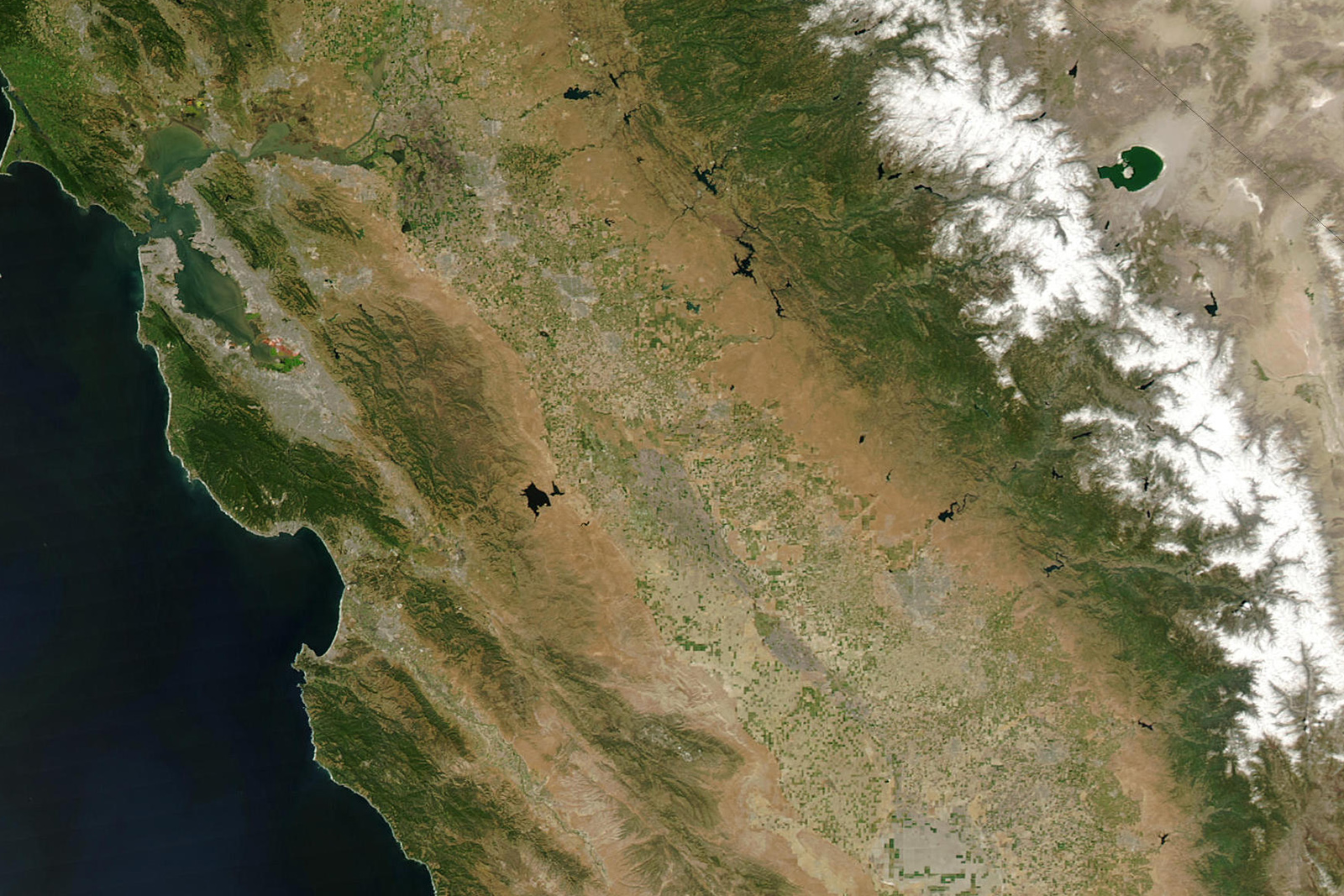 Groundwater trading for California