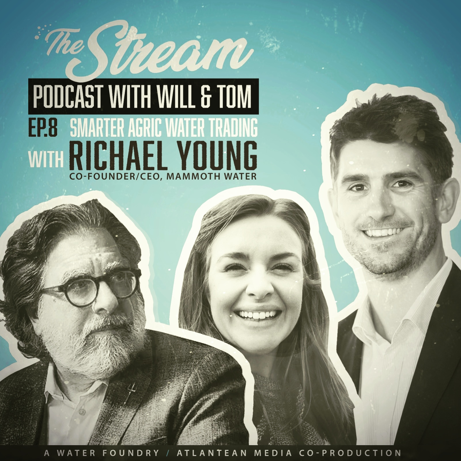 Richael joins The Stream Podcast with Will & Tom
